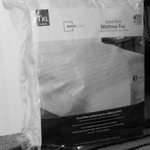 Extra thick Mattress Pad: Twin Extra Large